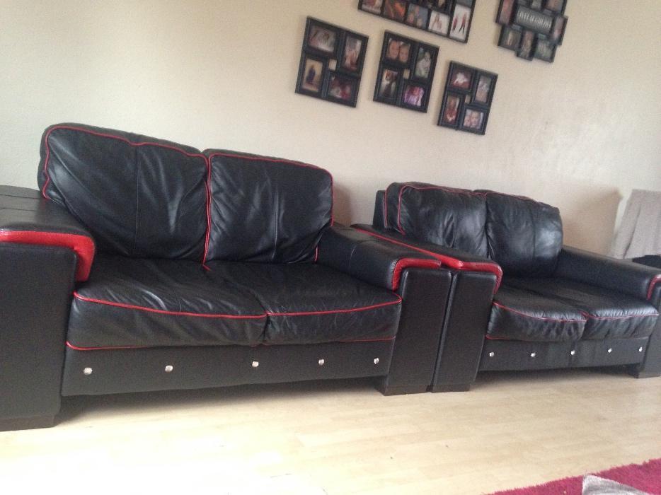 Custom made real leather sofa other sandwell for Custom made sofas uk
