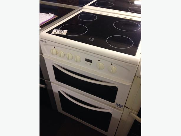 60CM WHITE BEKO ELECTRIC COOKER10