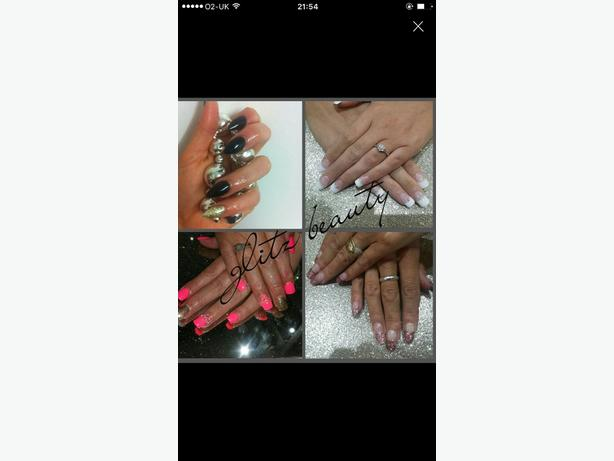 glitz mobile beauty or salon based