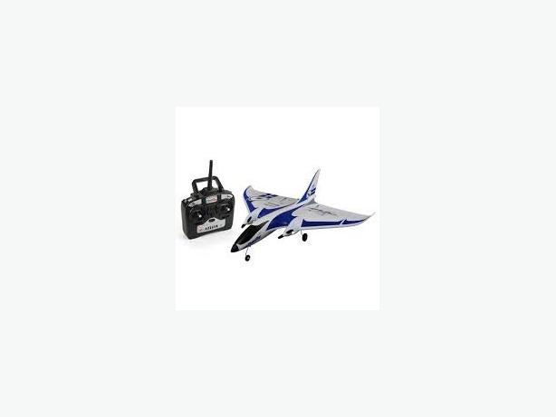 rc delta ray plane