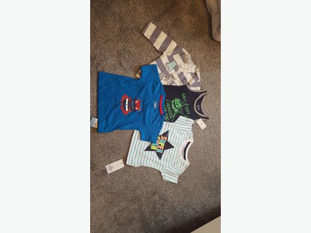 Bundle of Boys Tshirts. Mixed sizes