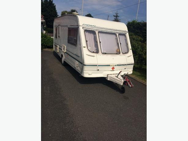swift fairway 5 berth.  year. 1997.