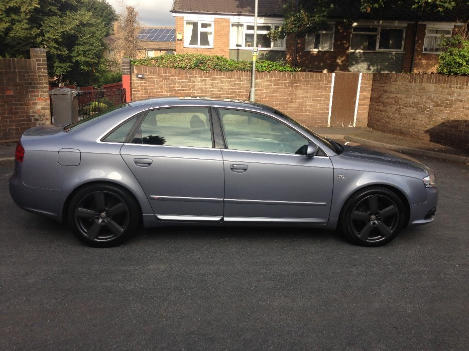 Audi S Line 2 0 Tdi 55000 Miles Walsall Dudley