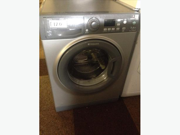 7KG HOTPOINT WASHING MACHINE010