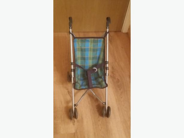 Dolls Pushchair.