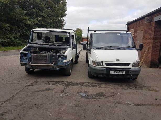 Ford transit and ldv