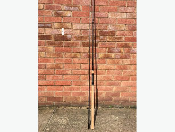 Custom built Barbel rod