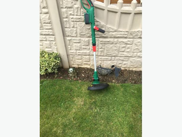 Sovergin 18v trimmer