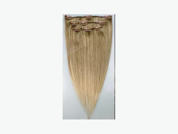 hair extensions medium blonde