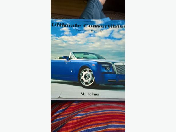 ultimate convertibles by m holmes