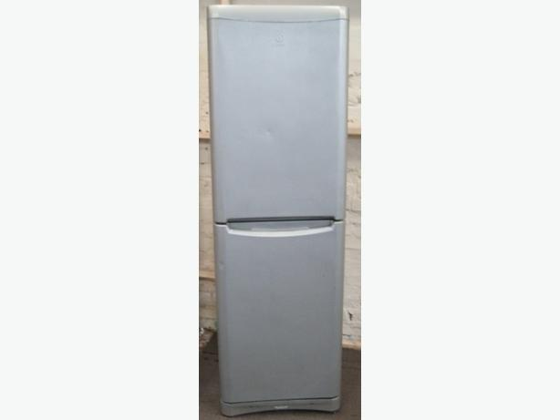 Beko Silver Fridge Freezer with 6 Month Warranty