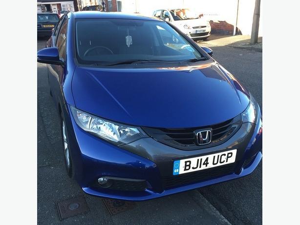 Honda civic i-vtec 1.8 auto