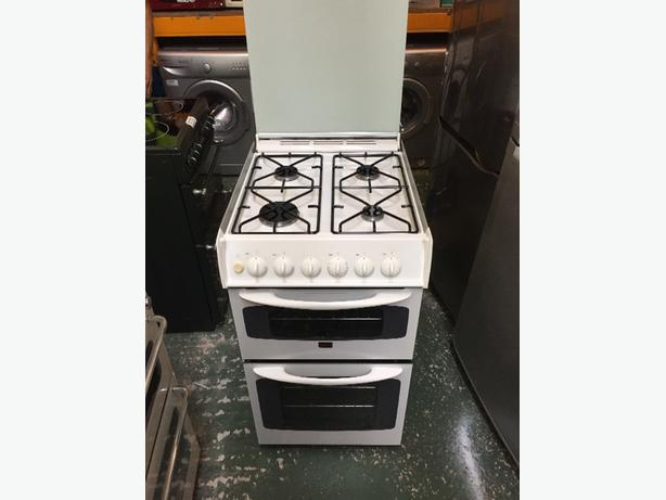 ☀️ lovely gas cooker with glass lid free delivery