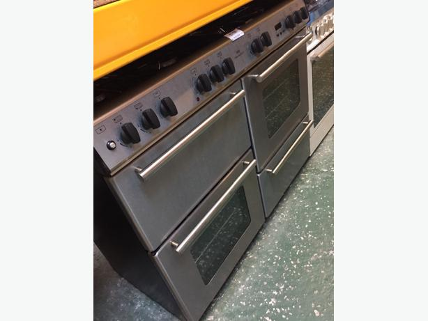 ☀️110cm range cooker all working