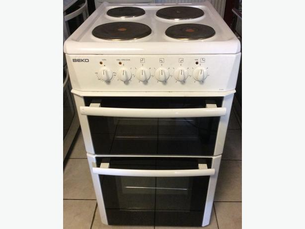 Beko 50cm Electric Cooker with 4 Months Warranty