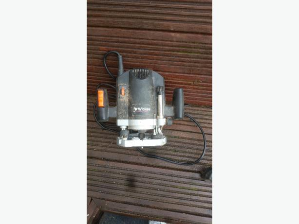 1200w wickes router