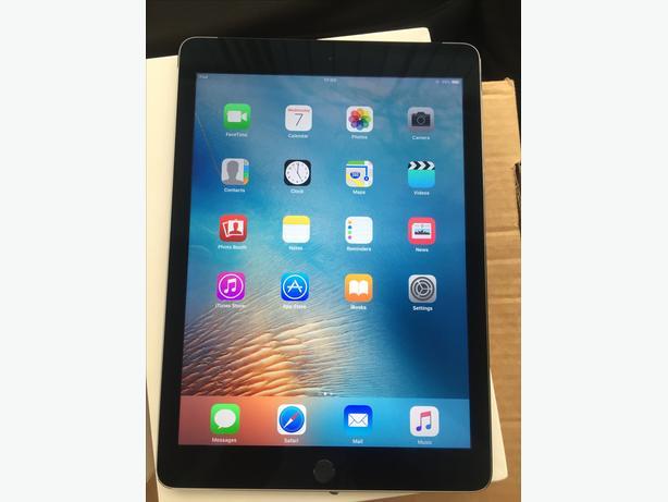 iPad air 2 16gb wifi & 4g cellular unlocked Tipton ...