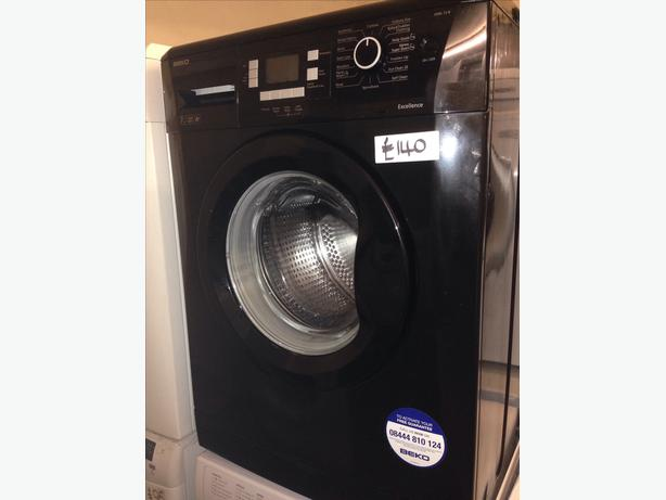 BLACK 7KG BEKO WASHING MACHINE @ *PLANET APPLIANCE*