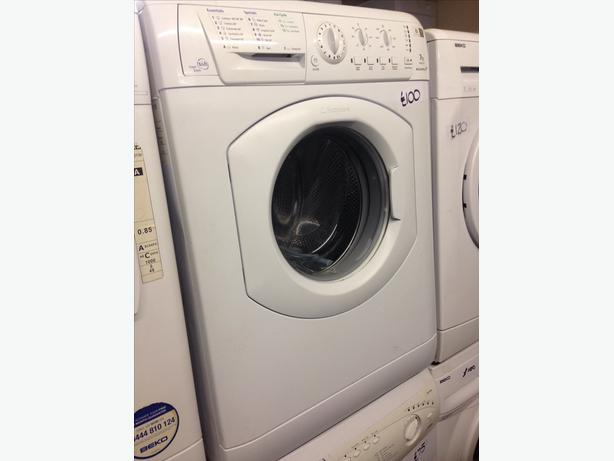 HOTPOINT 1600 SPIN SUPER SILENT WASHING MACHINE *PLANET APPLIANCE*