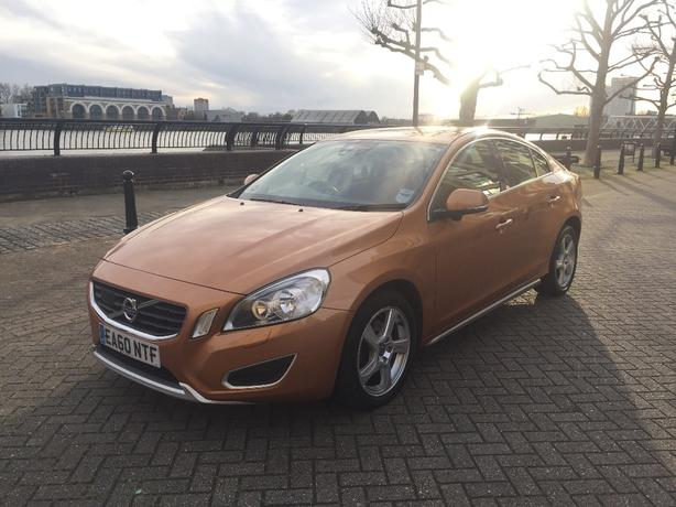 2010 Volvo S60 2.0 D3 SE Geartronic 4dr