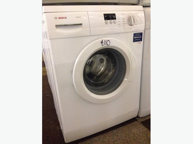 BOSCH MAXX 6 WASHING MACHINE @ *PLANET APPLIANCE*