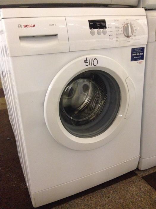 bosch maxx 6 washing machine planet appliance. Black Bedroom Furniture Sets. Home Design Ideas