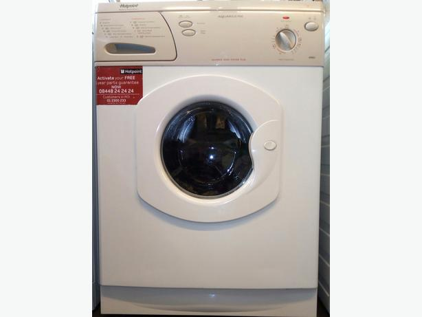 Classified Ad For Sale Car Wash Equipment: Hotpoint WM61 Automatic Washing Machine For Sale Brierley