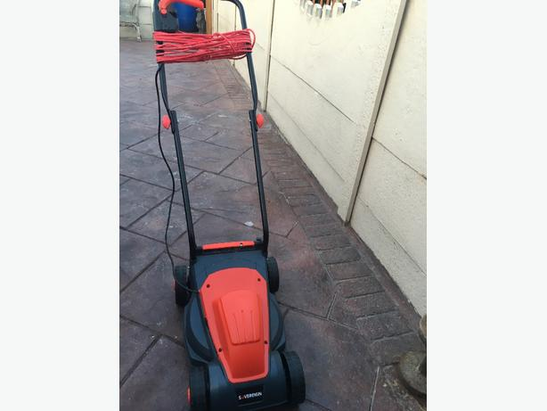 sovergein 1000w rotary lawmower