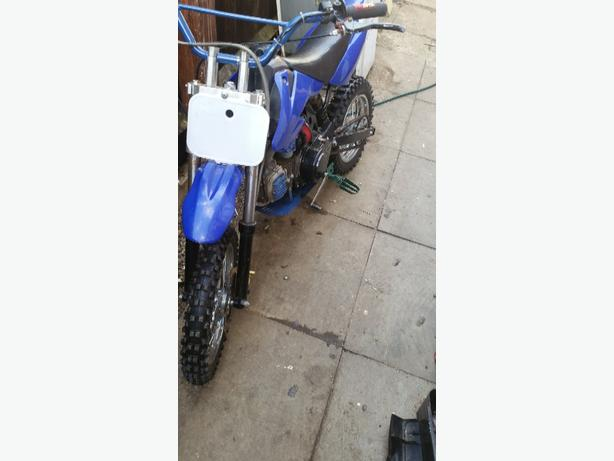 pitbike swap for moped