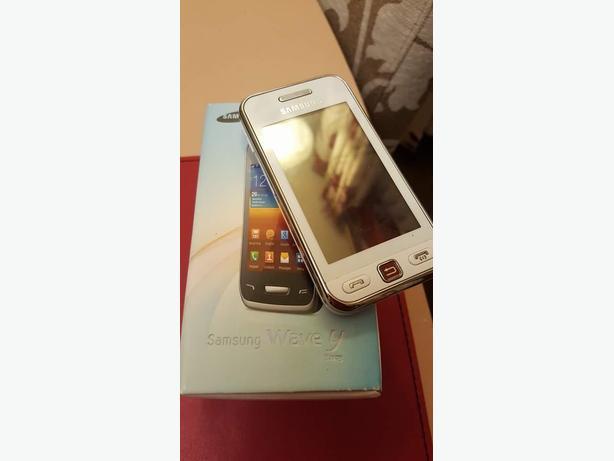 Samsung wave smart phone