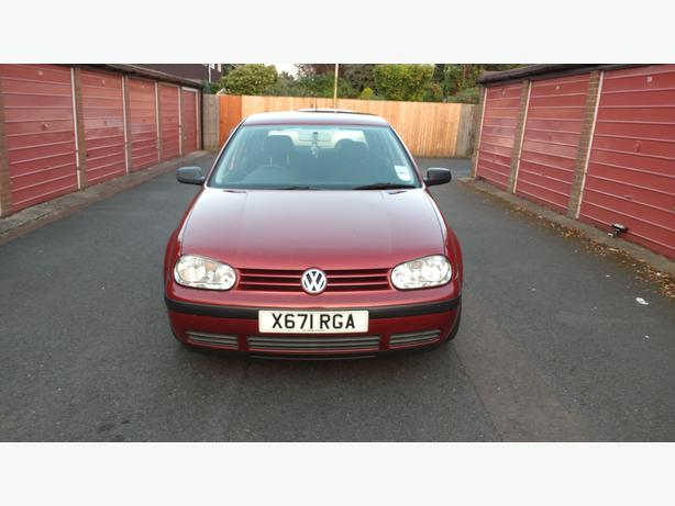2000 MK4 GOLF 1.4 PETROL FOR SALE 550£ ONO