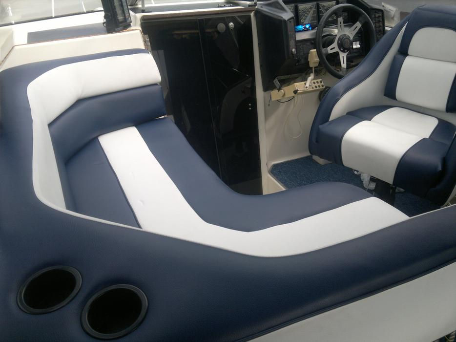 Bayliner cabin Cruiser Owners Manual