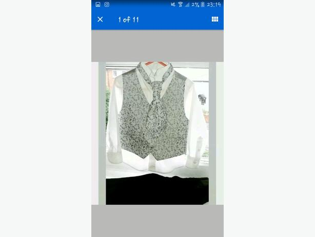 2-3 years wedding or pageboy suit