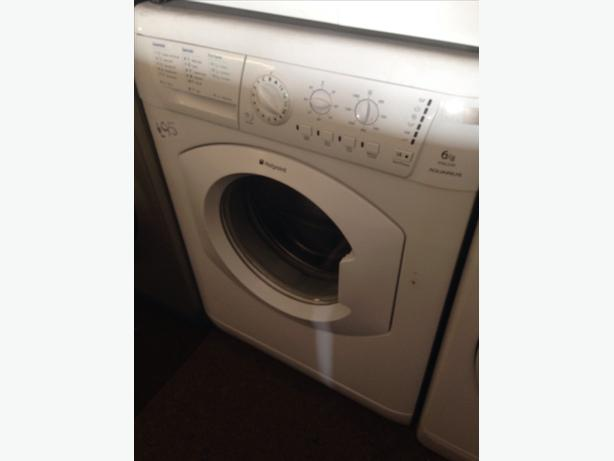 6KG HOTPOINT WASHING MACHINE80