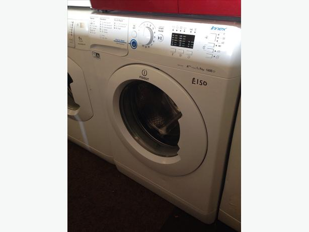 1- 9 KG INDESIT WASHING MACHINE20