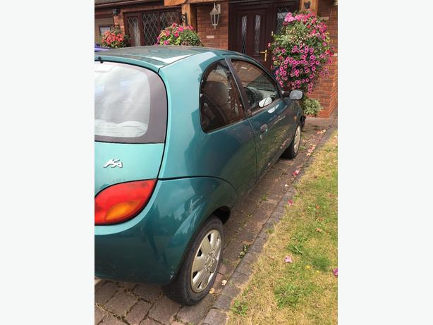 ford ka collection 1.2 2001 12months mot very clean  42000miles