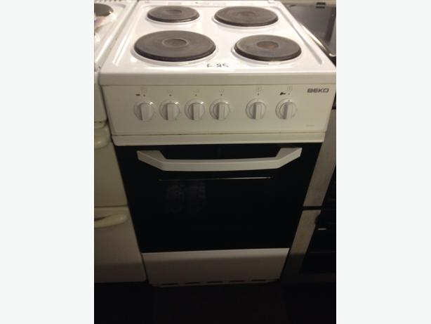 50CM BEKO ELECTRIC COOKER201