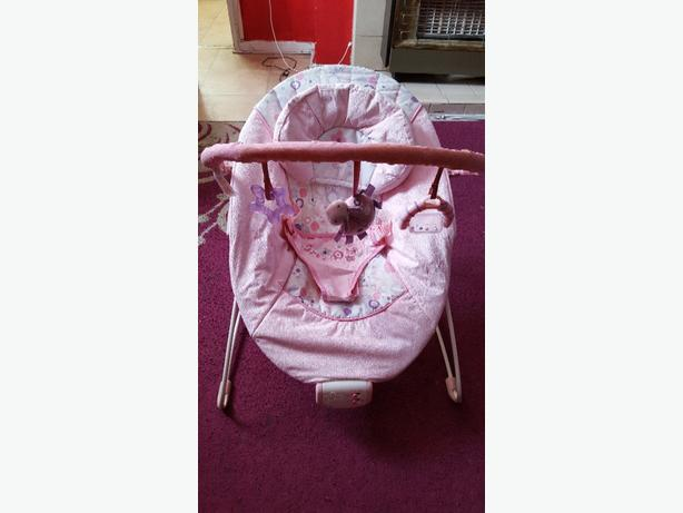 girls bright stars bouncer