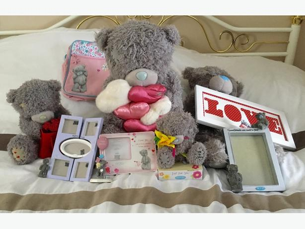 Job lot of Tatty Teddy Me To You Merchandise