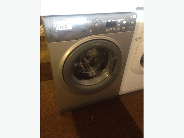 7KG HOTPOINT WASHING MACHINE079