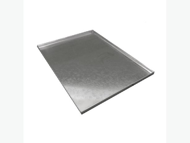 "Ellie-Bo Replacement Silver Metal Tray for a 36"" Dog Cage"