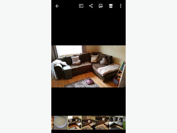 Corner Sofa Settee