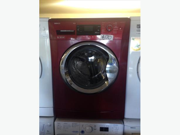 9KG RED BEKO WASHING MACHINE02