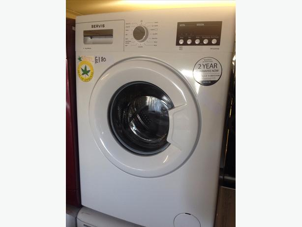 7KG SERVIS WASHING MACHINE078