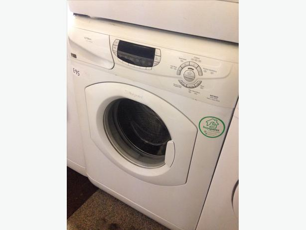 6KG HOTPOINT ULTIMA WASHING MACHINE090