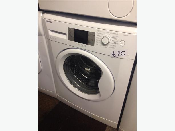 8KG BEKO WASHING MACHINE040