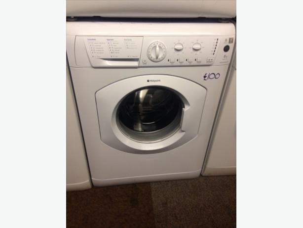 6KG HOTPOINT WASHING MACHINE029