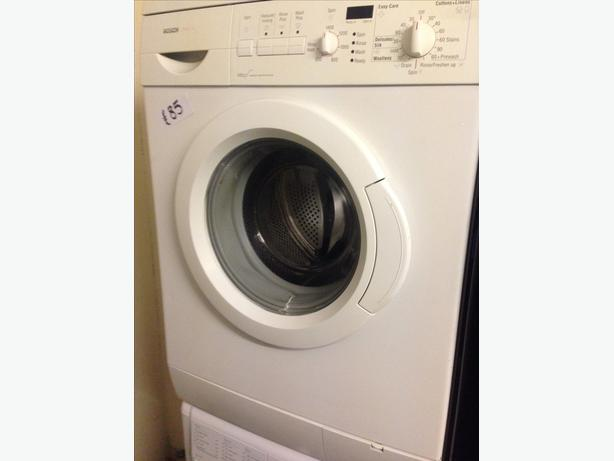 6KG BOSCH WASHING MACHINE024