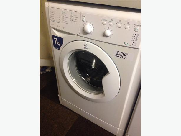 7KG INDESIT WASHING MACHINE038