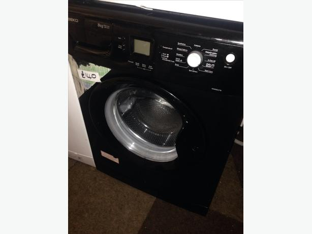 8KG BLACK BEKO WASHING MACHINE10